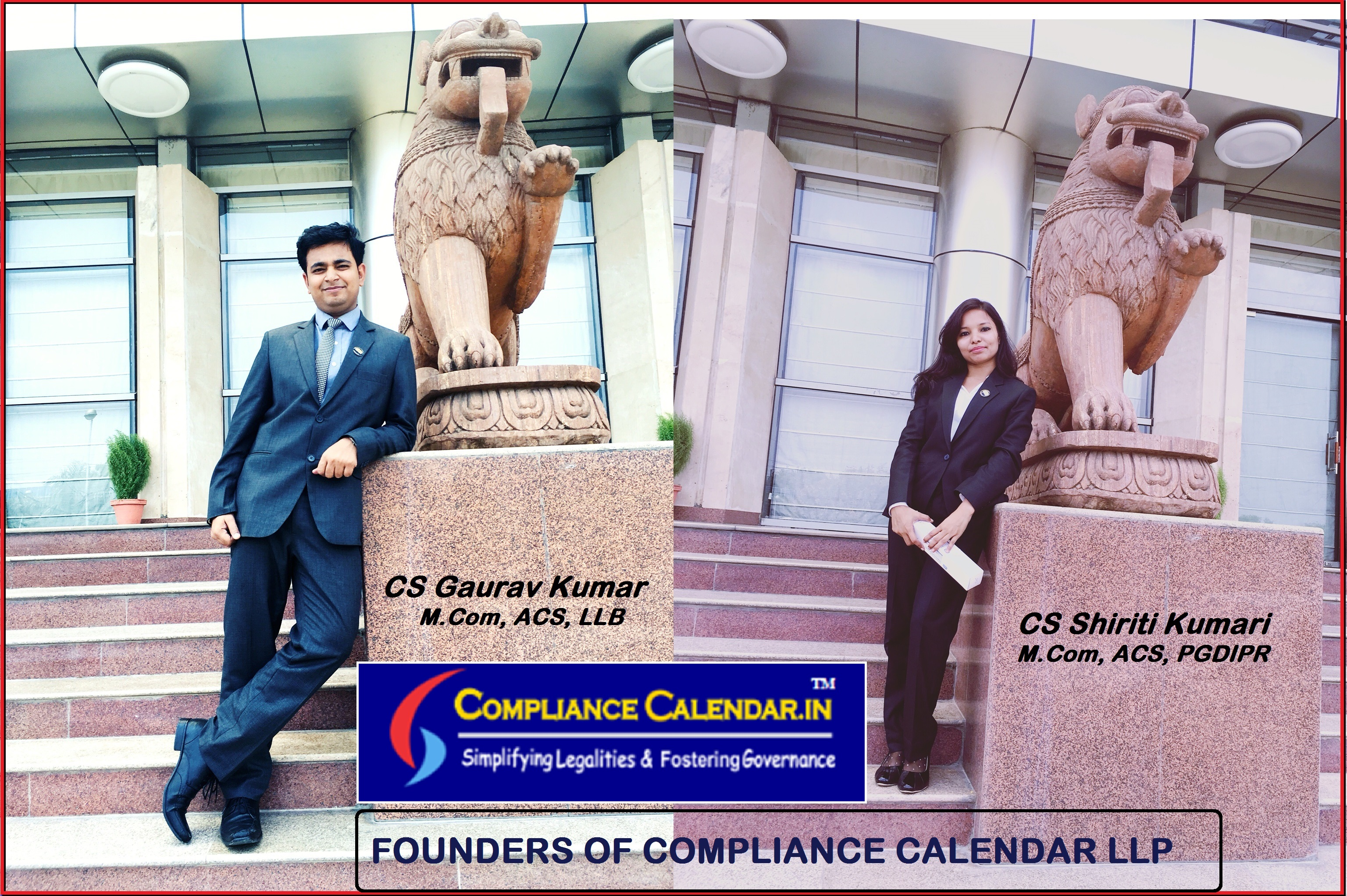 Founders of Compliance Calendar LLP