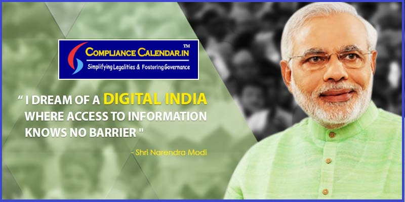 I Dream of a Digital India Where Access To Any Information Knows No Barrier: Narendra Modi