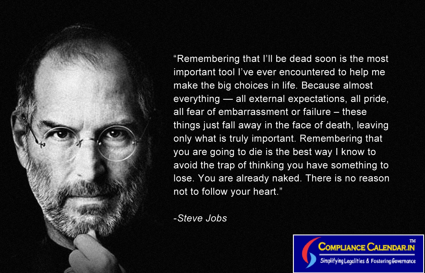 Steve Jobs is remembered for being tremendously outspoken.