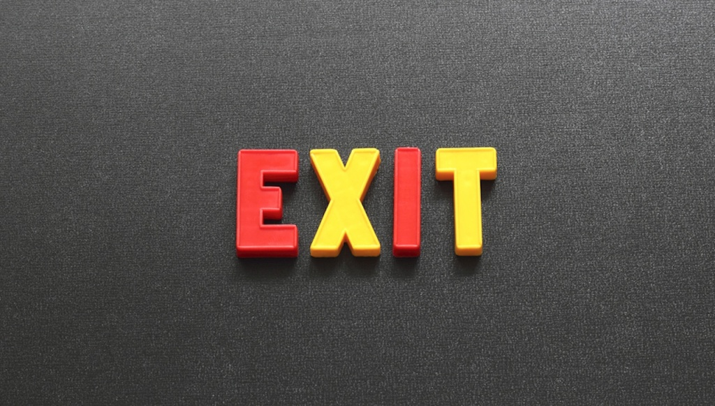 Exit Your Business