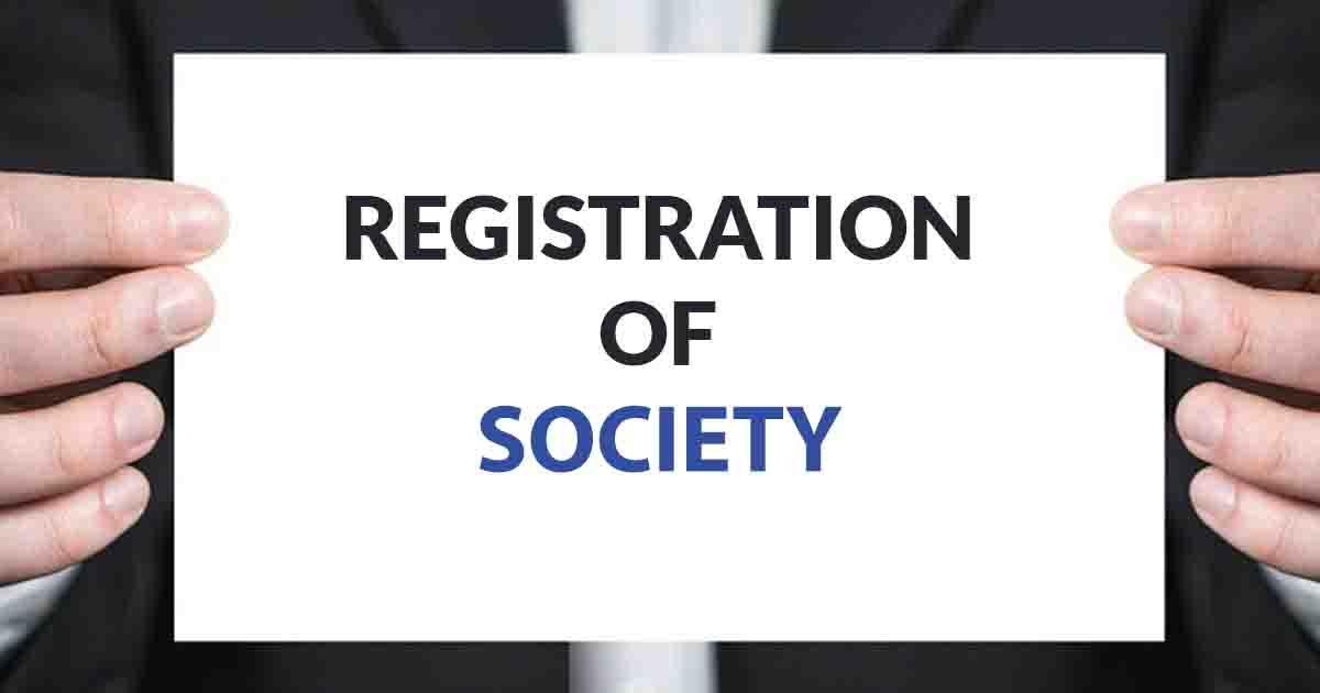 Society Registeration